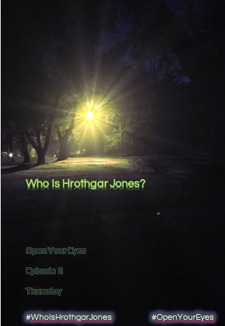 Who is Hrothgar Jones?